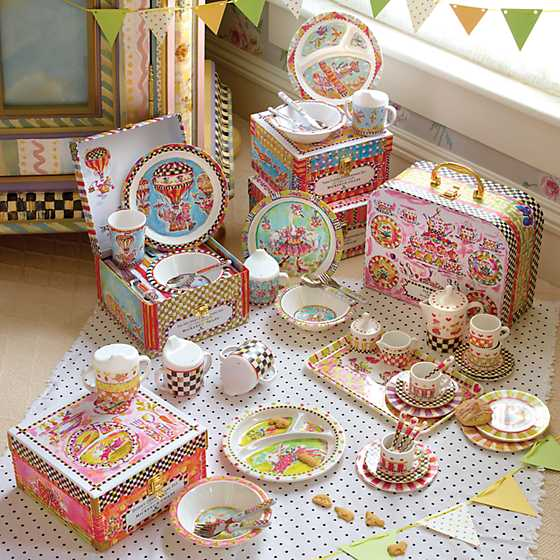 Tea Party Tea Set image twelve