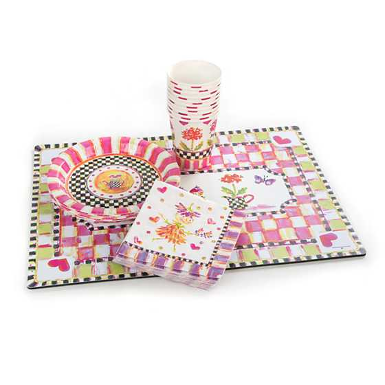 Pixie Party Paper Napkins - Beverage/Dessert image four
