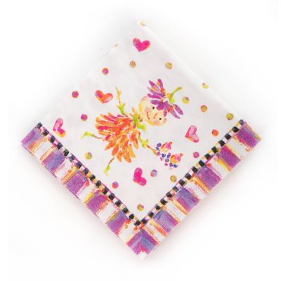 Pixie Party Paper Napkins - Beverage/Dessert