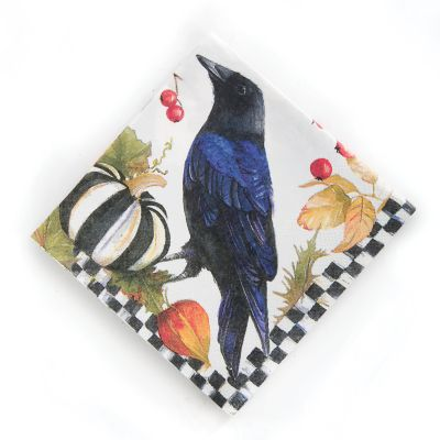 Autumn Paper Napkins - Cocktail