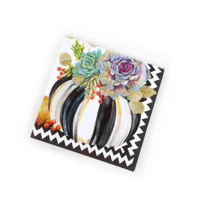 Autumn Naturals Paper Napkins - Cocktail