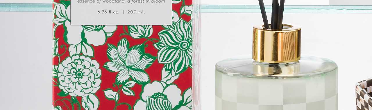 Winter Bouquet Room Diffuser Banner Image