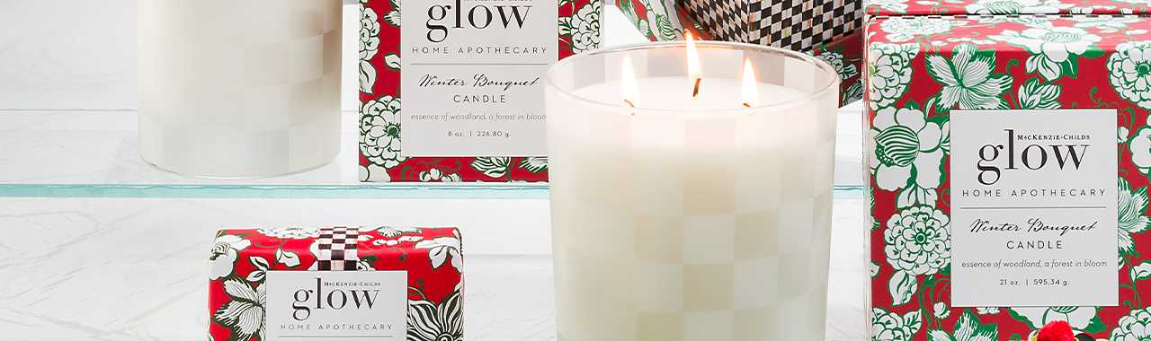Winter Bouquet Candle - 21 oz. Banner Image