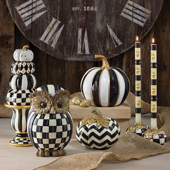 Owl Dinner Candles - Set of 2 image two