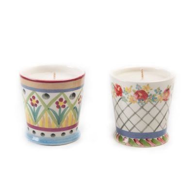 Taylor Scented Candle Duo - Floral