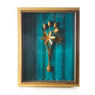 Moonlight Garden Shadow Box - Narcissus