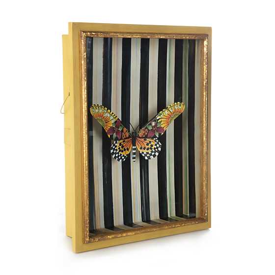 Monarch Butterfly Shadow Box image three