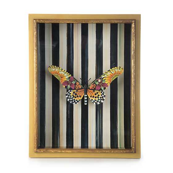 Monarch Butterfly Shadow Box image one