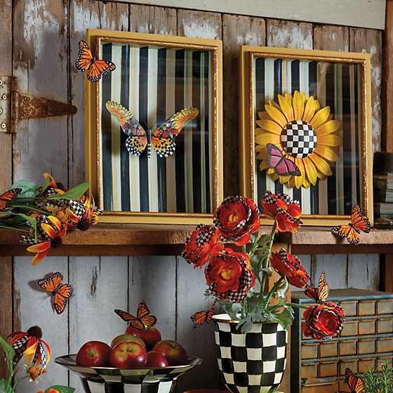 Sunflower Shadow Box image four