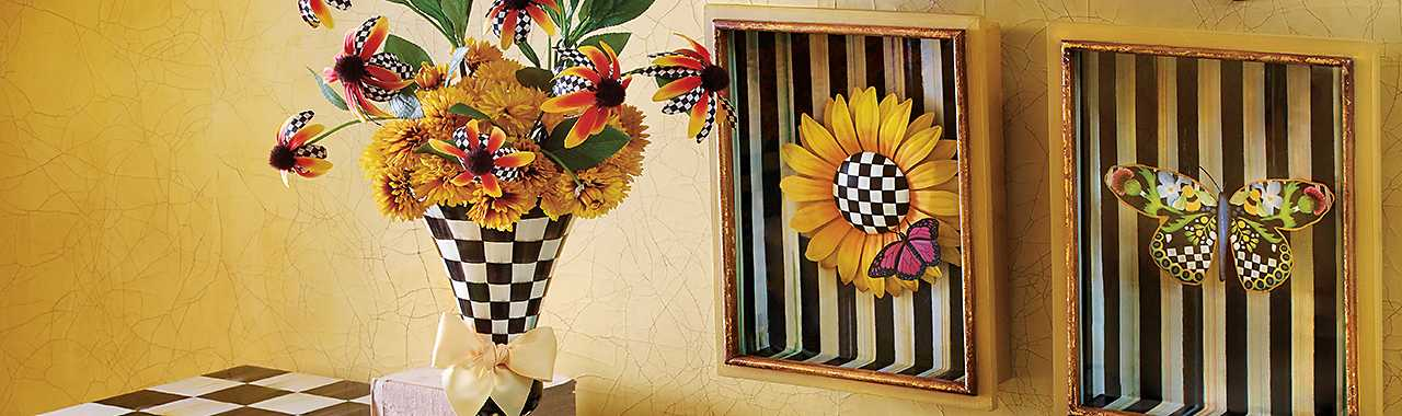 Sunflower Shadow Box Banner Image
