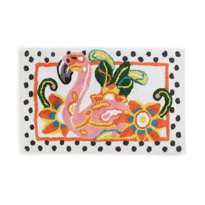 Flamingo Standard Bath Rug