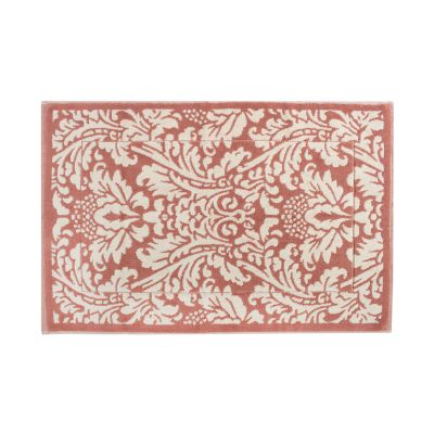 Canterbury Bath Mat - Blush