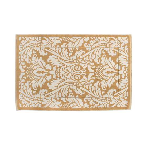 Canterbury Bath Mat - Ochre image two