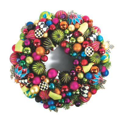 Nutcracker Wreath - Small