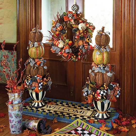 Harvest Wreath - Large image two