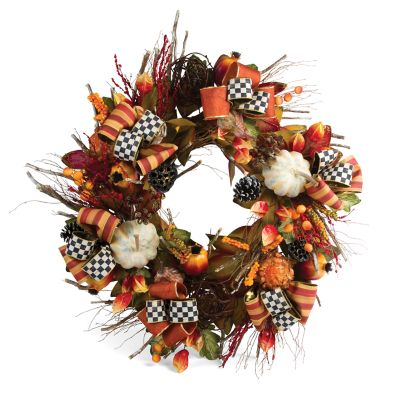Harvest Wreath - Large