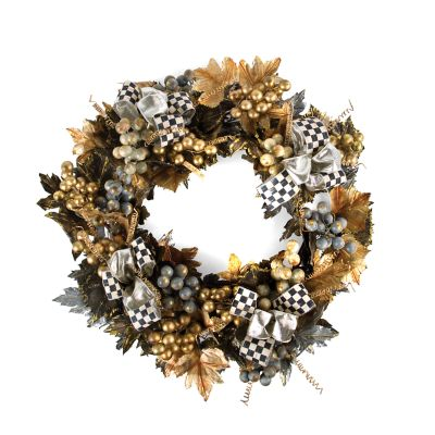 Vendage Wreath