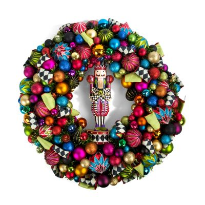 Nutcracker Wreath - Large