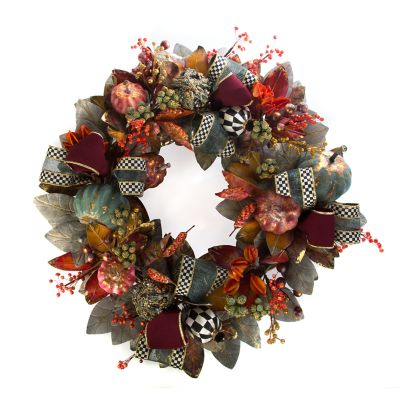 Verdigris Wreath