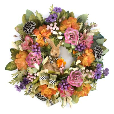 Farmhouse Garden Wreath