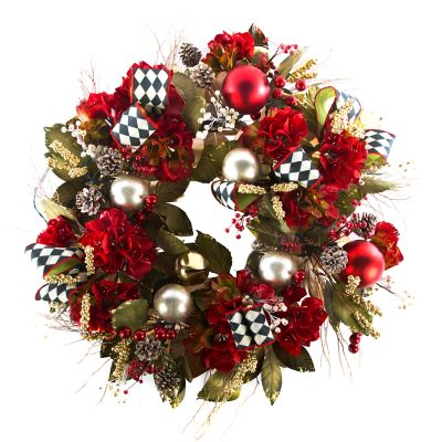 'Tis the Season Wreath