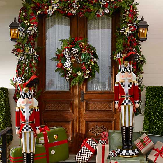 Deck the Halls Wreath image four