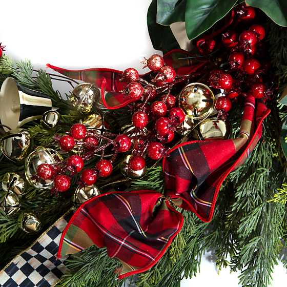 Deck the Halls Wreath image three