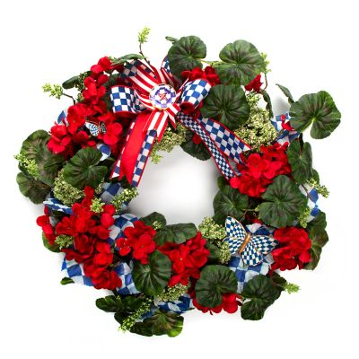 Image for Geranium Wreath