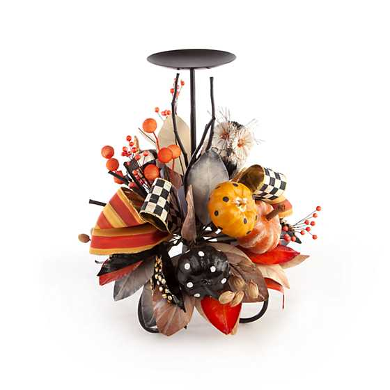 Fall Fest Candle Stand image two