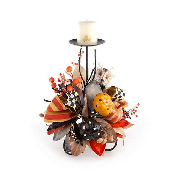 Fall Fest Candle Stand image three