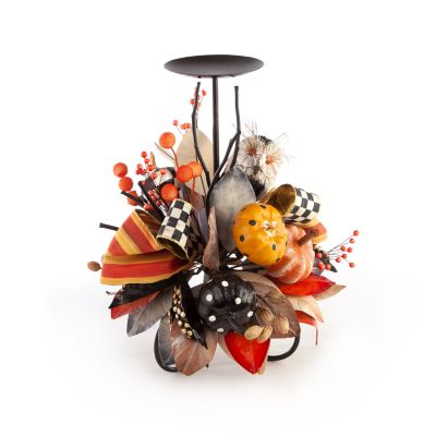 Fall Fest Candle Stand
