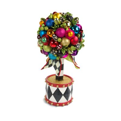 Nutcracker Tabletop Topiary