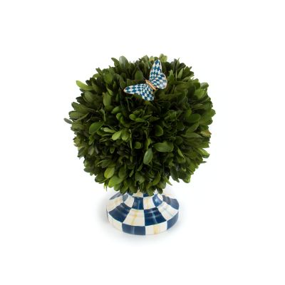 Royal Check Architect's Centerpiece - Small