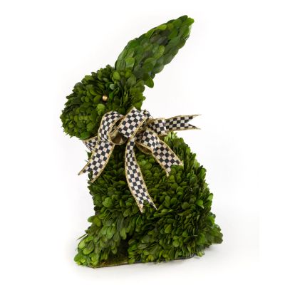Rabbit Topiary