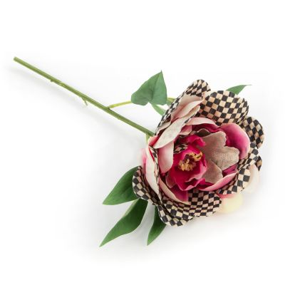 Image for Courtly Check Peony - Pink