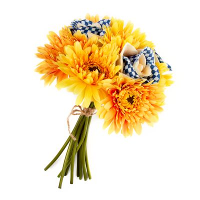 Image for Royal Check Bouquet - Yellow