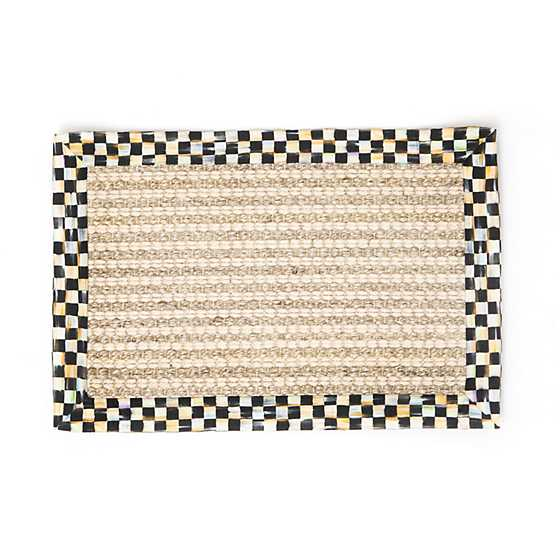 Cable Wool/Sisal Rug - 2' x 3' image one