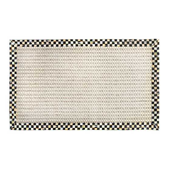 Cable Wool/Sisal Rug - 3' x 5'