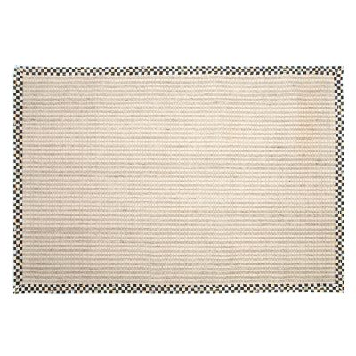 Cable Wool/Sisal Rug - 6' x 9'