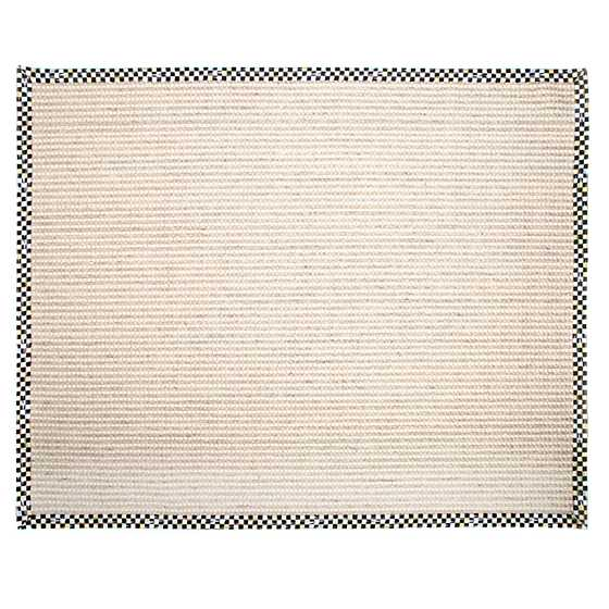 Cable Wool/Sisal Rug - 8' x 10' image one