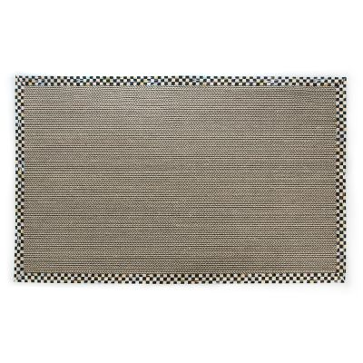 Braided Wool/Sisal Rug - 6' x 9'