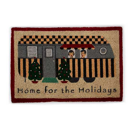 Holiday Camper Entrance Mat