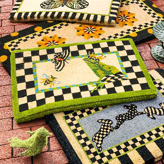 Frog Entrance Mat image three