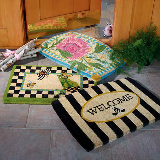 Frog Entrance Mat image four
