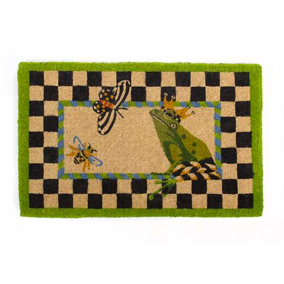 Frog Entrance Mat image one