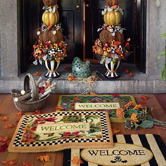 Everlasting Welcome Mat image three
