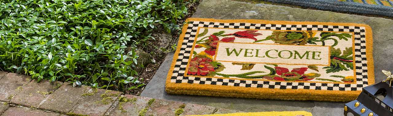 Everlasting Welcome Mat Banner Image