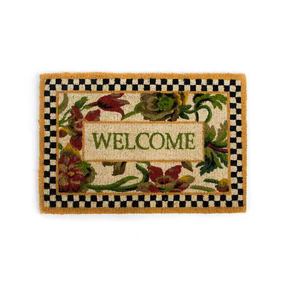 Everlasting Welcome Mat