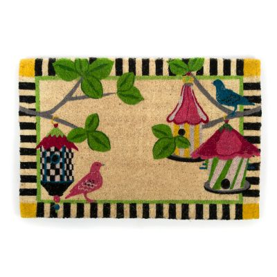 Birdhouse Entrance Mat