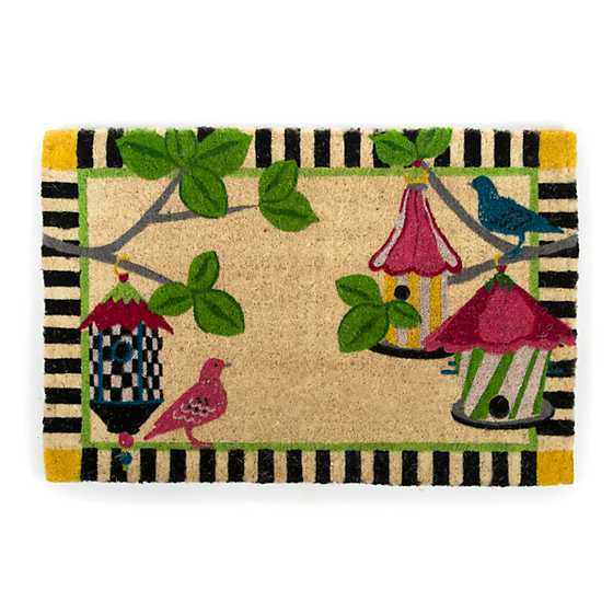 Birdhouse Entrance Mat image one